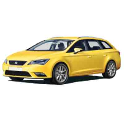 Seat LEON BREAK ST : Du 11/2013 à 12/2016
