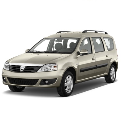 Dacia LOGAN MCV (Break) : Du 09/2006 à 05/2013