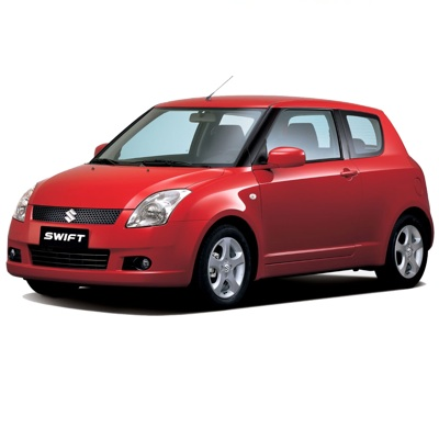 Suzuki SWIFT : Du 09/2005 à 08/2010