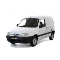 faisceau 7 broches Peugeot Partner I 1996//2008 Attelage rigide fixe