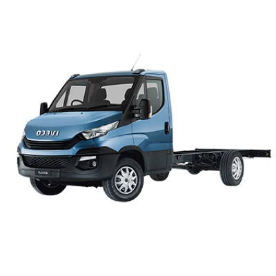 Attelage iveco daily chassis cabine roues simples
