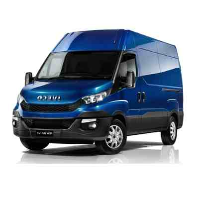 Attache Caravane Iveco Daily Roues Simples