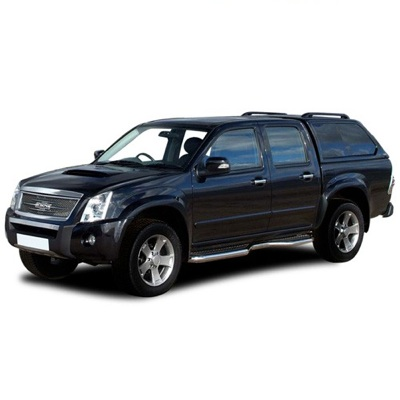 Attache Caravane Isuzu Denver