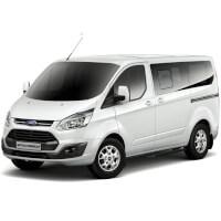 Attelage rigide fixe Ford Transit Custom depuis 2013