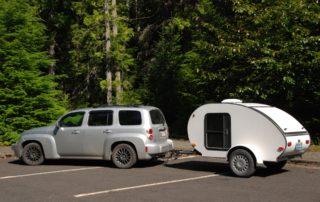 Tracter une caravane : ce qu'il faut savoir