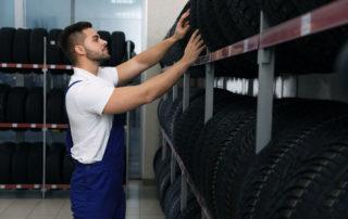 Comment stocker ses pneus ?