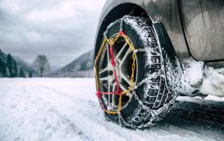 Equipement pneumatiques hiver