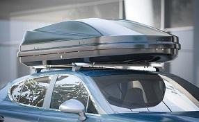 montage coffre de toit